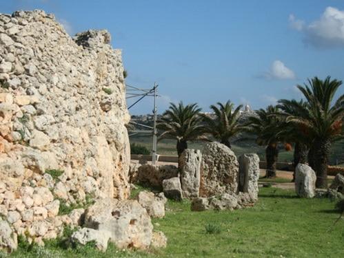 Resultado de imagem para Templo de Ggantija, em Malta
