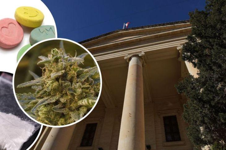 Malta'da her gün 700 kişi madde bağımlılığı tedavisi görüyor.
