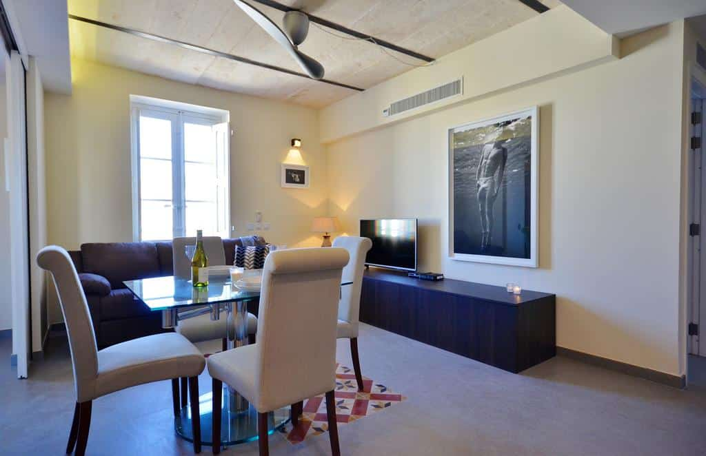 Valletta Boutique Living is one of the more popular self-catering options in Valletta.