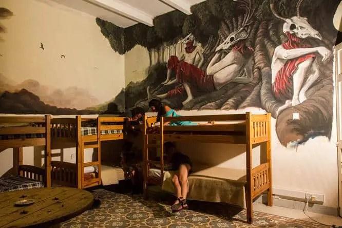 Hostel-Jones-dormitory