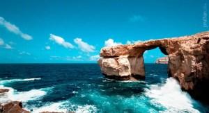 The Azure Window (Gozo)