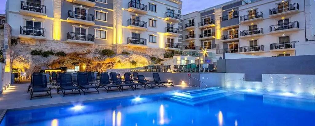 Pergola Club Hotel & Spa in Mellieha