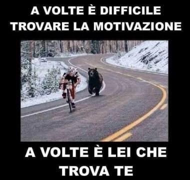 maltaway motivazione bicicletta