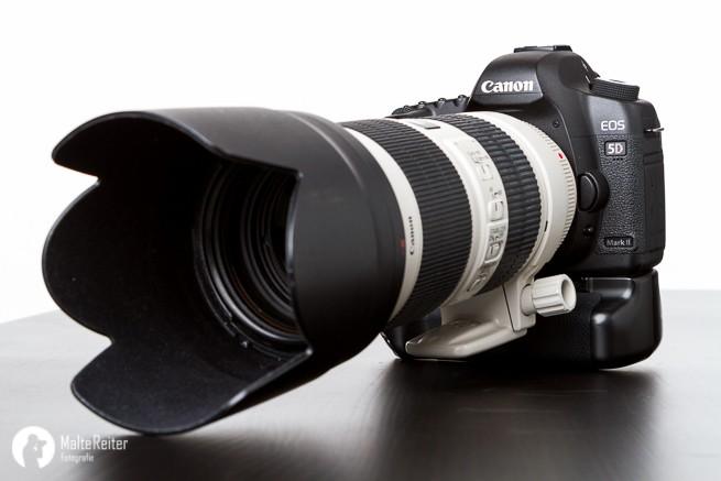 Profi Fotograf Kamera
