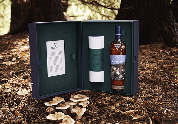 The Macallan Anecdotes of Ages