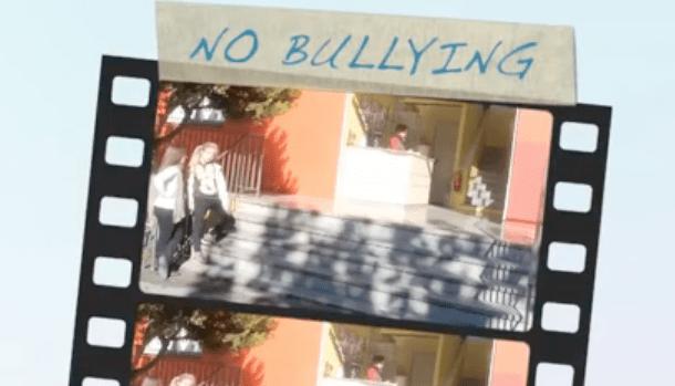 Λέμε ΟΧΙ στο σχολικό εκφοβισμό.