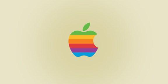 apple 7色リンゴ