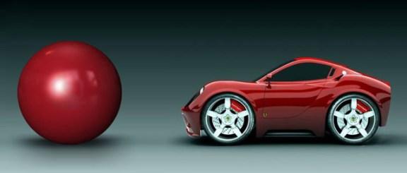 パチンコとフェラーリ