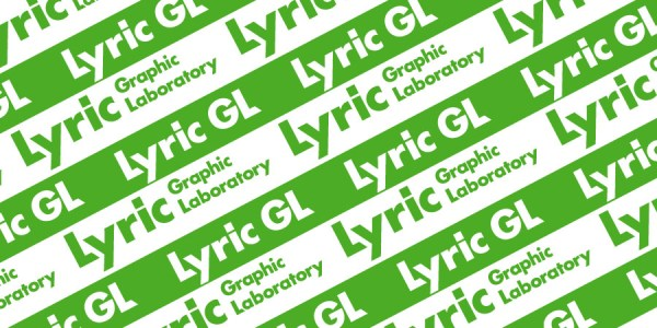 Lyric Graphic Lab. logo mark