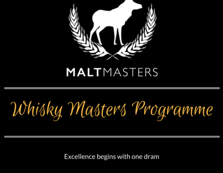 Whisky Masters Programme