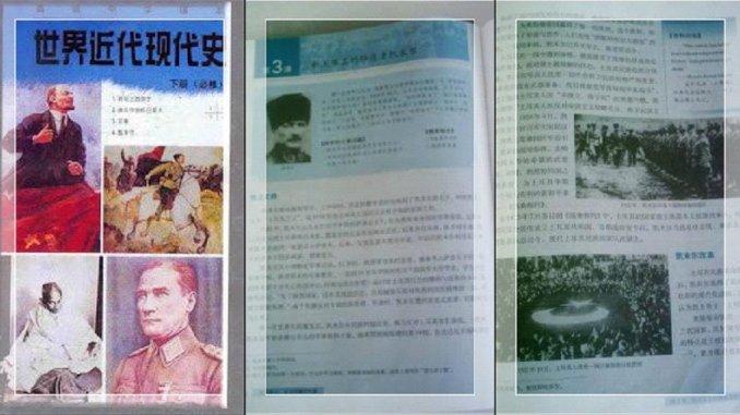 Çin'de Atatürk'ün Hayatı