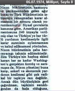 abd'nin haşhaş ambargosu 1974