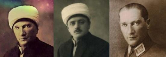 Atatürk'ün Balıkesir Hutbesinden olduğu öne sürülen montaj fotoğraf ve orijinalleri