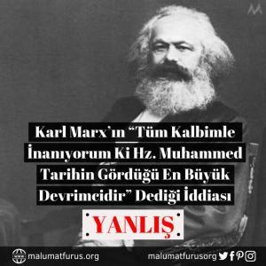 Karl Marks Hazreti Muhammed