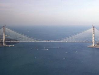 Yavuz Sultan Selim Köprüsünün uzunluğu