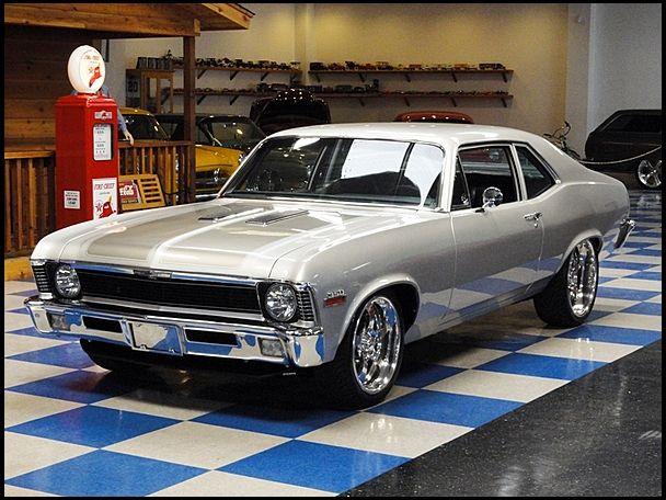 Otomobil dünyasının efsanelerinden Chevrolet Nova