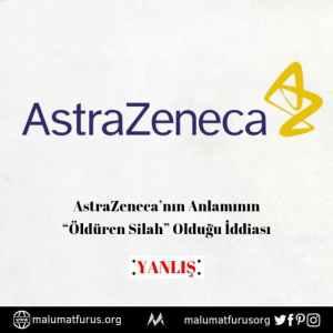 astrazeneca anlamı