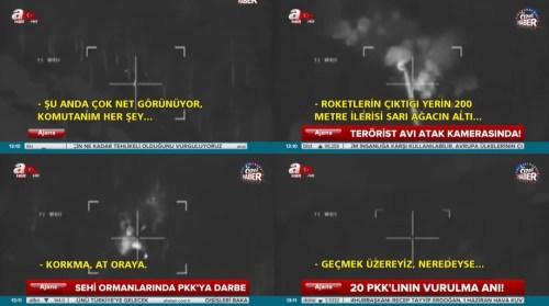 atak helikopteri pkk operasyonu