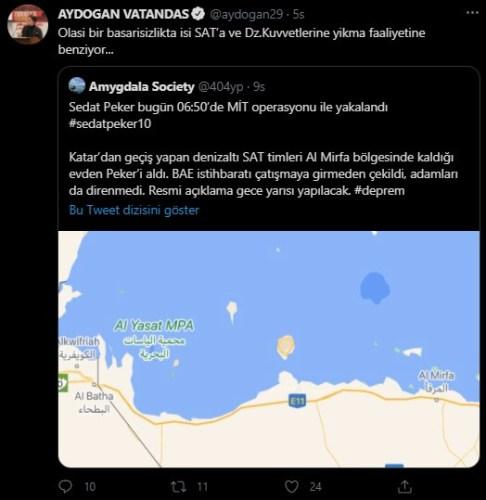 aydoğan vatandaş sedat peker