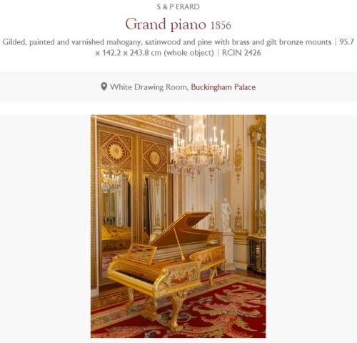 buckingham piyano