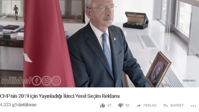 Ahmet Hakan'ın CHP Lideri Kemal Kılıçdaroğlu'nun Seçim Reklam Filmi Hakkında Köşe Yazısı