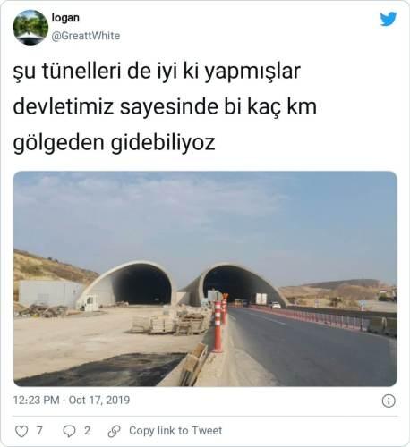 dağdan geçmeyen tünel