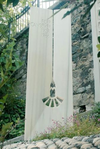 edip cansever mezar taşı