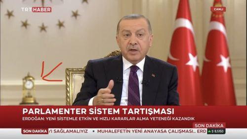 erdoğan trt yayını
