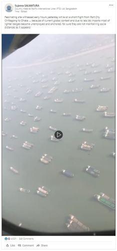 gemi trafiği paylaşımı