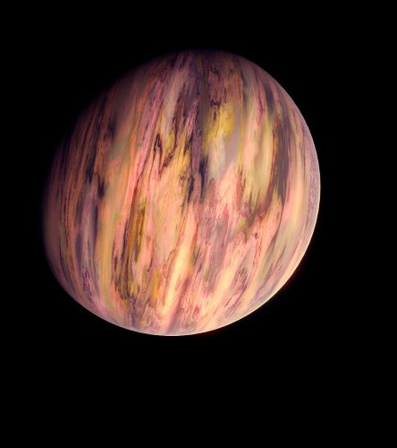 gezegen simülasyonu