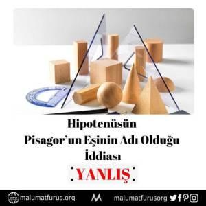 hipotenüs pisagorun karısının adı
