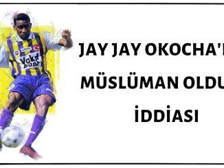 Jay Jay Okocha'nın Din Değiştirerek Müslüman Olduğu ve Muhammed Yavuz İsmini Aldığı İddiası Doğrulanamıyor