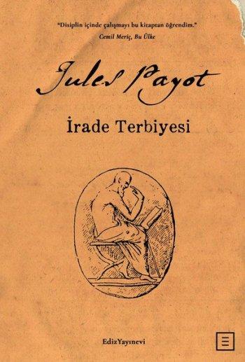 Jules Payot'un İrade Terbiyesi kitabının kapağı