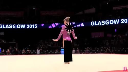 kadın jimnastik sansür