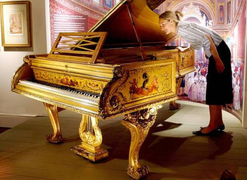 kraliyet ailesi piyano