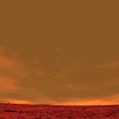 mars dünya venüs jüpiter