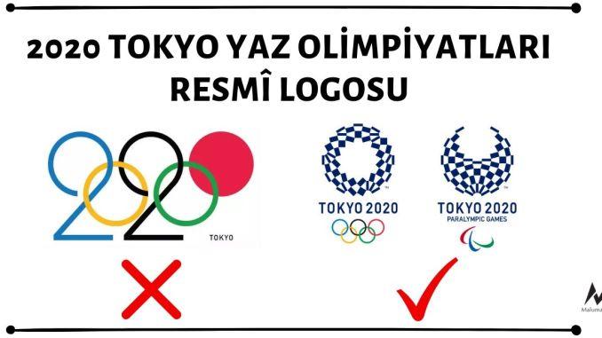 Logo Tasarımının 2020 Tokyo Yaz Olimpiyatlarına Ait Olduğu İddiası Asılsız