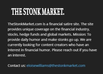 the stonk market