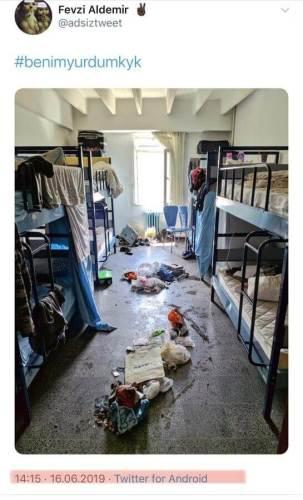 umreci yurt odası