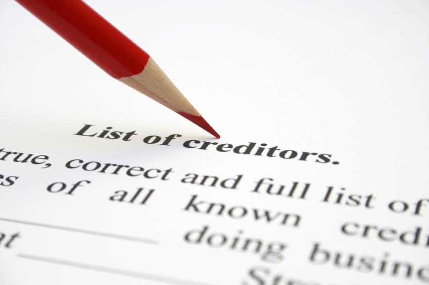 Kết quả hình ảnh cho creditors' rights