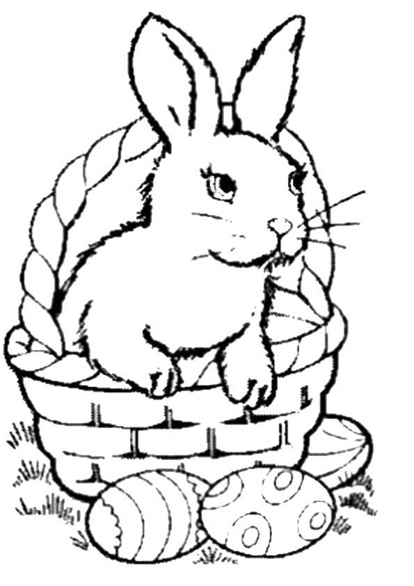 Ausmalbilder malvorlagen Ostern 4 Malvorlagen Ausmalbilder
