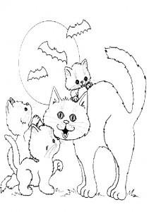 Katze 15 Malvorlagen Ausmalbilder