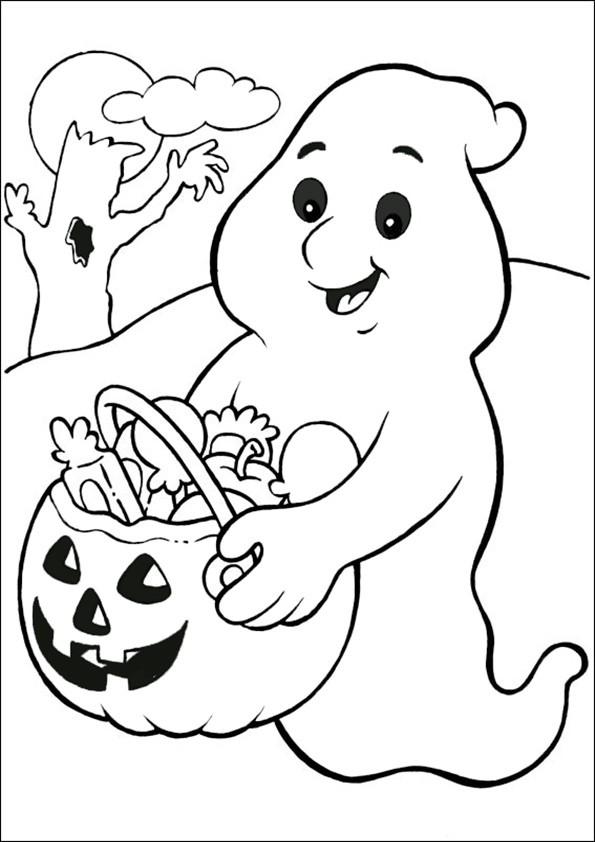 Malvorlagen Halloween-1 Malvorlagen Ausmalbilder
