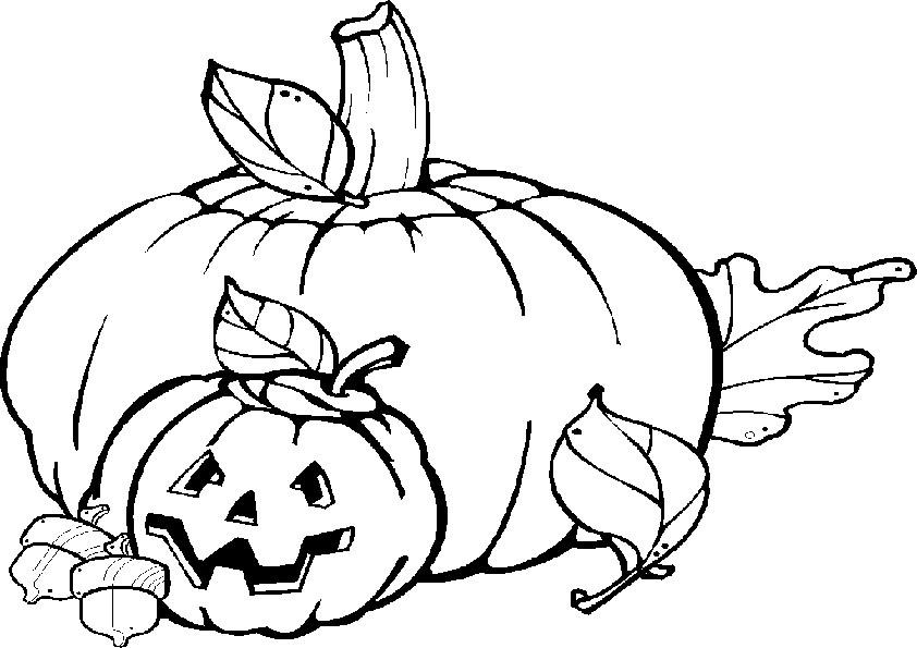 Malvorlagen Halloween-2 Malvorlagen Ausmalbilder