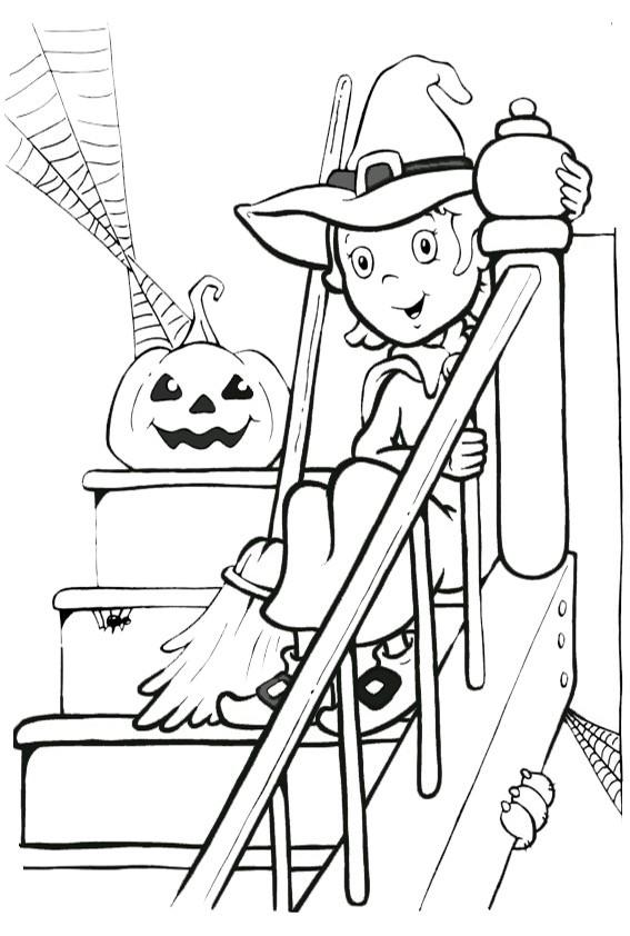 Malvorlagen Halloween-9 Malvorlagen Ausmalbilder