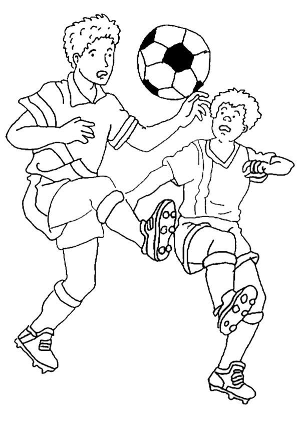 Malvorlagen fußball-1 Malvorlagen Ausmalbilder