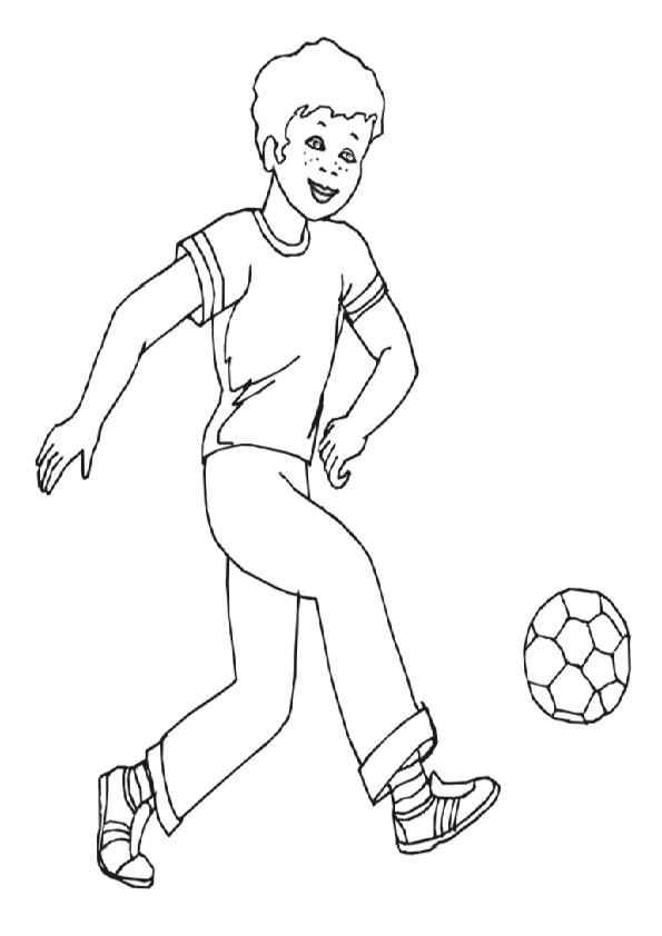 Malvorlagen fußball-11 Malvorlagen Ausmalbilder