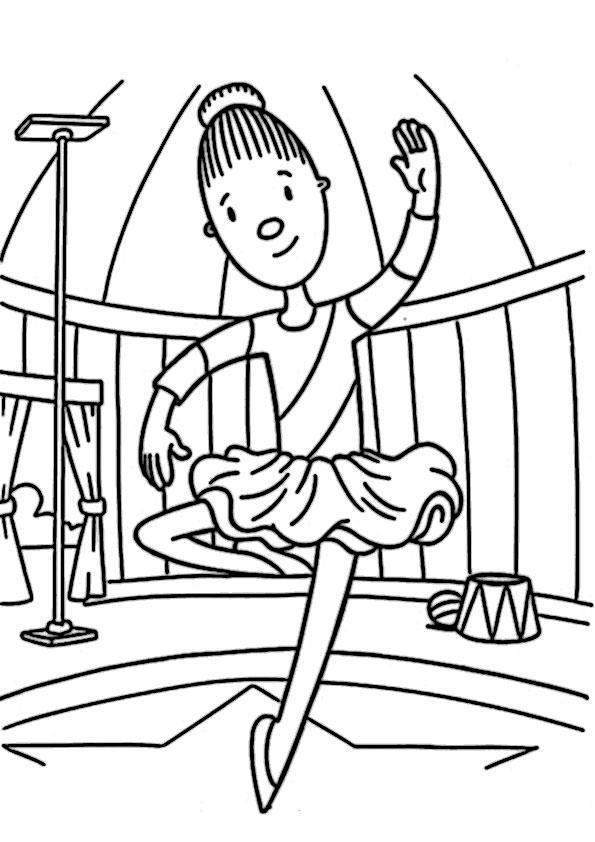 Malvorlagen zirkus-1 Malvorlagen Ausmalbilder