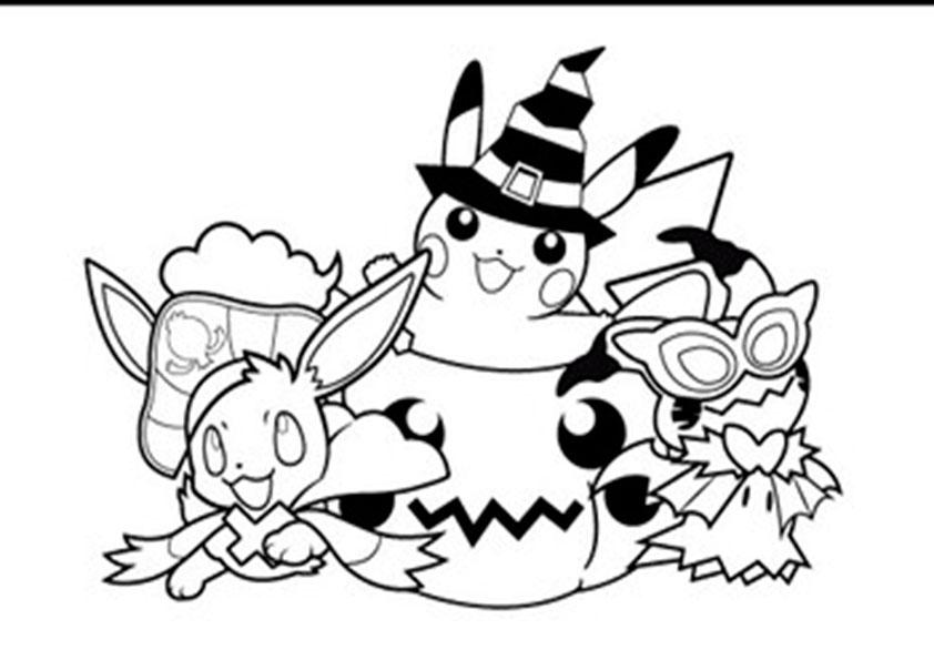 Malvorlagen Halloween Gratis