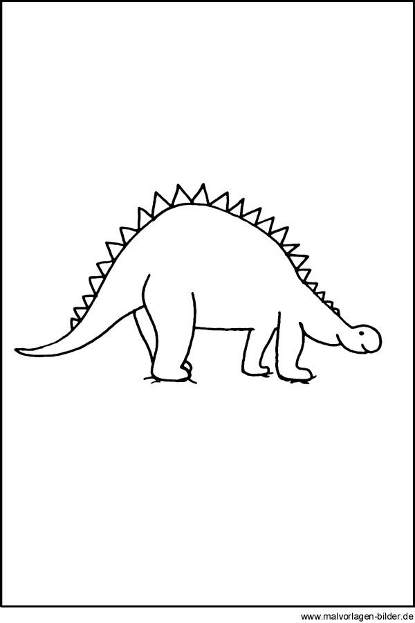 Malvorlagen Dinos Zum Ausmalen